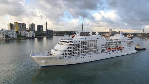 Seven Seas Navigator посетил Мурманск, Архангельск и Соловецкие острова