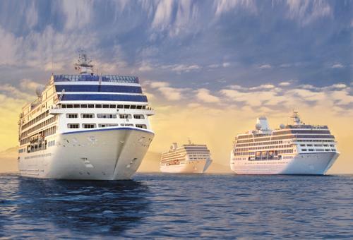 Oceania Сruises взялась за обновление своих кораблей