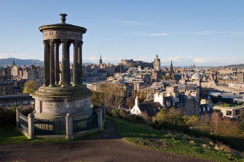 День 3: Эдинбург