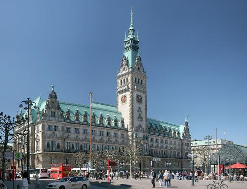 День 3: Гамбург