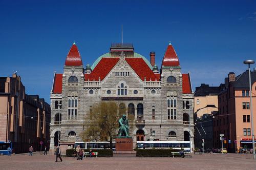 День 14: Хельсинки