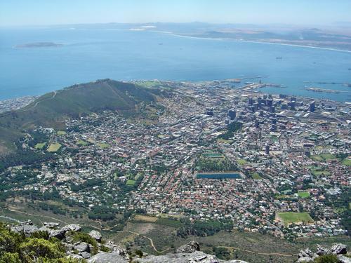 День 1: Кейптаун