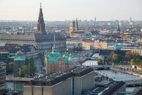 День 1: Копенгаген