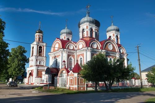 День 6: Козьмодемьянск
