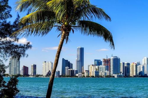 День 1: Майами