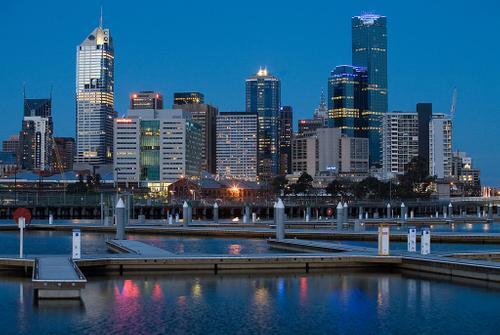 День 1: Мельбурн