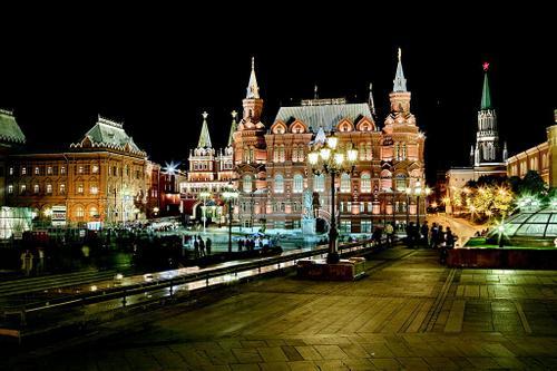 День 1: Москва