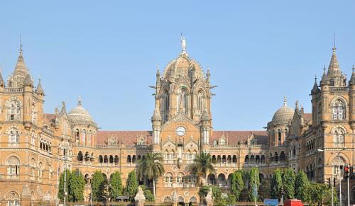 День 10: Мумбаи (быв. Бомбей)