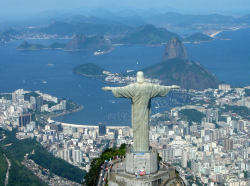 День 1: Рио-де-Жанейро