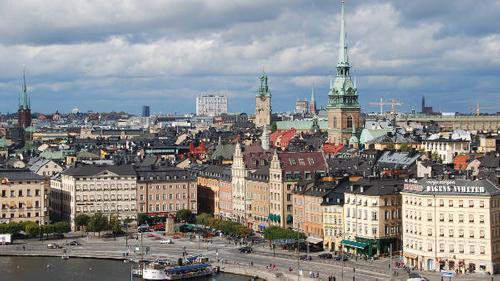 День 6: Стокгольм