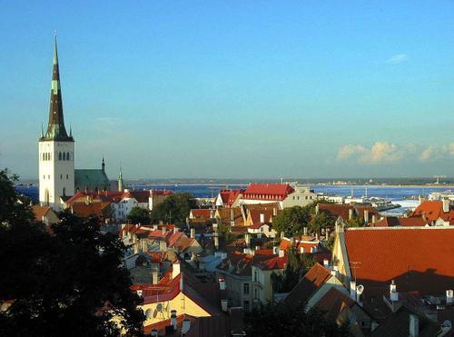 День 2: Таллин