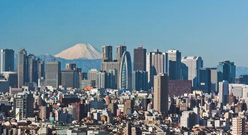 День 1: Токио