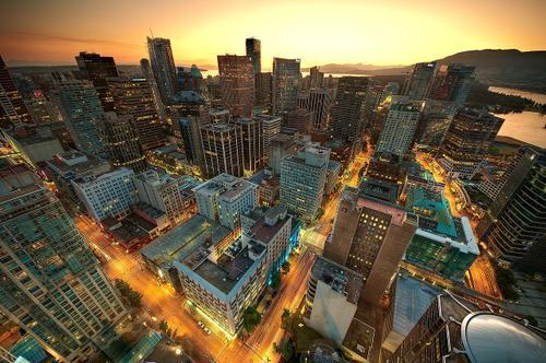 День 1: Ванкувер