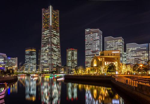 День 1: Йокогама