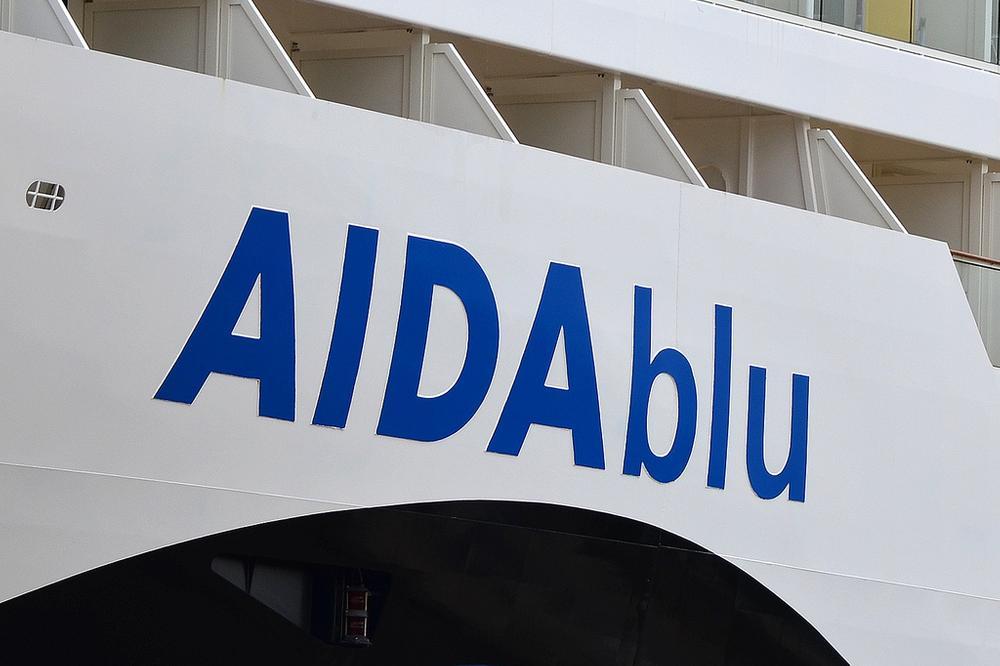 Фото AIDAblu