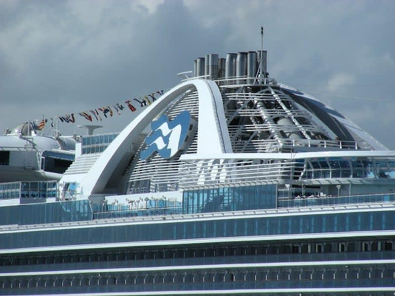 Фото Caribbean Princess
