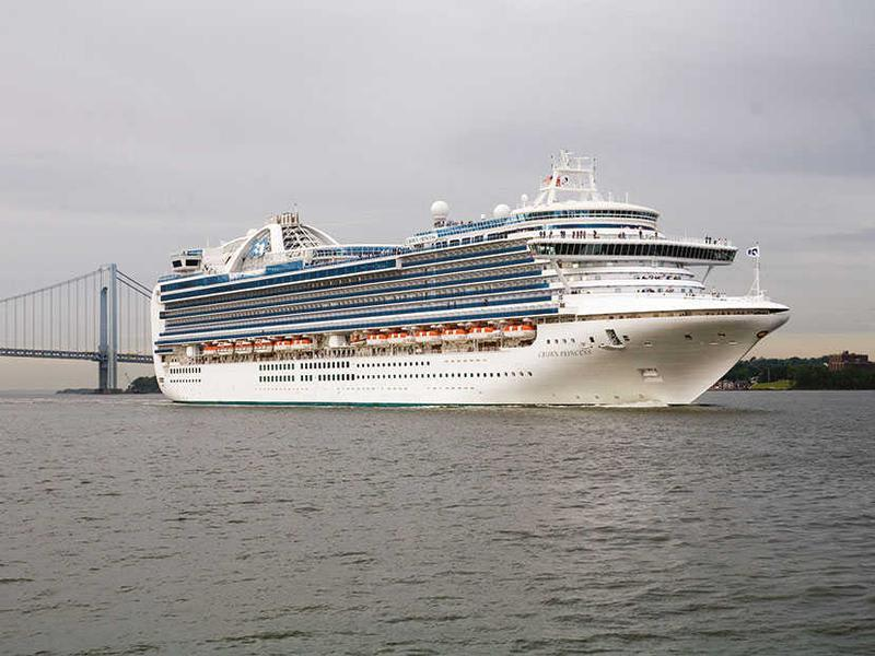 Фото Crown Princess