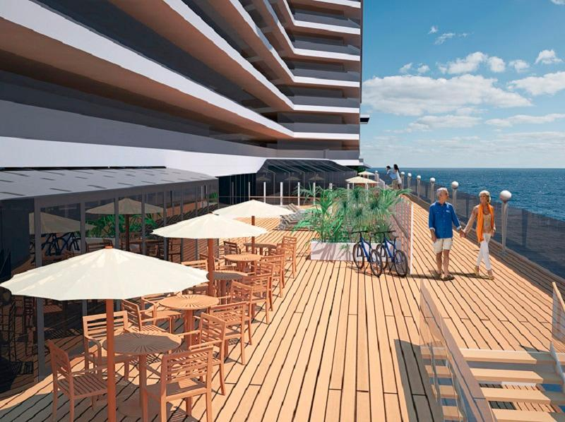 Фото MSC Seaside