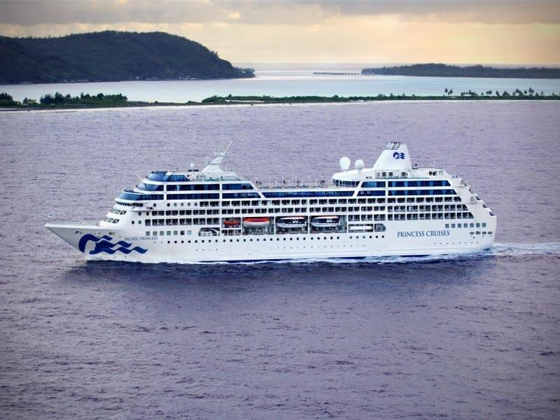 Фото Pacific Princess