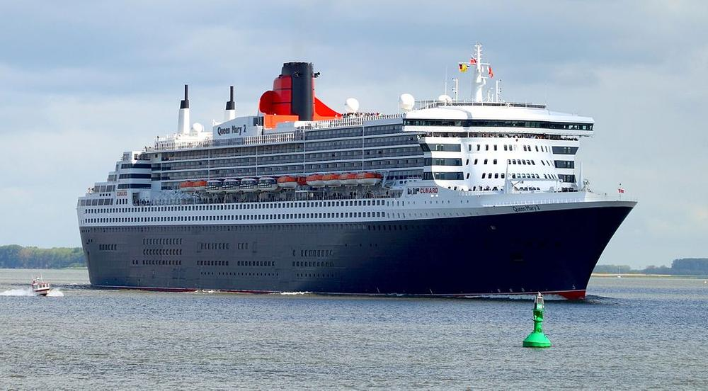 Фото Queen Mary 2