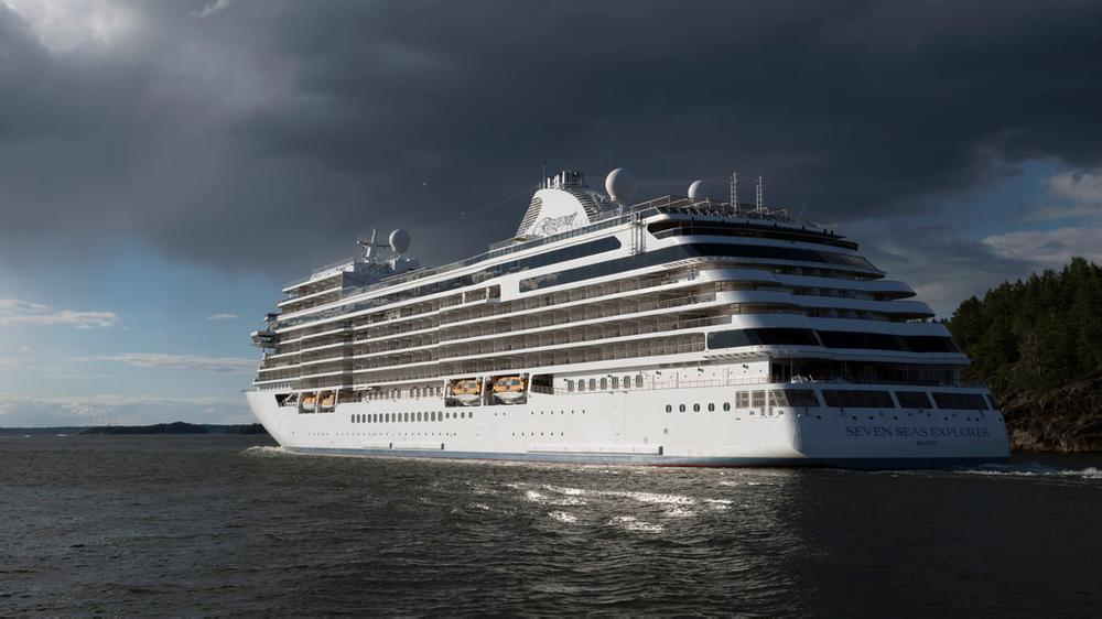 Фото Seven Seas Explorer