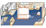 Premium каюта с окном (O6)