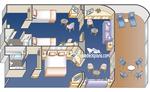 Family сьют с балконом (S8)