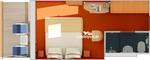 Каюта с балконом GTY (BL)