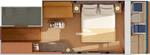 Каюта с окном GTY (OV)
