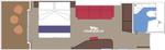 Каюта с балконом Aurea (B3)