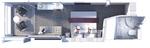 Каюта с балконом Aqua Class: A1