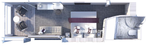 Каюта с балконом Concierge Class: C1